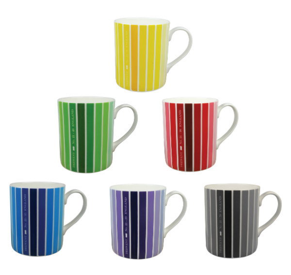 Derwent Life Mugs from Mocha