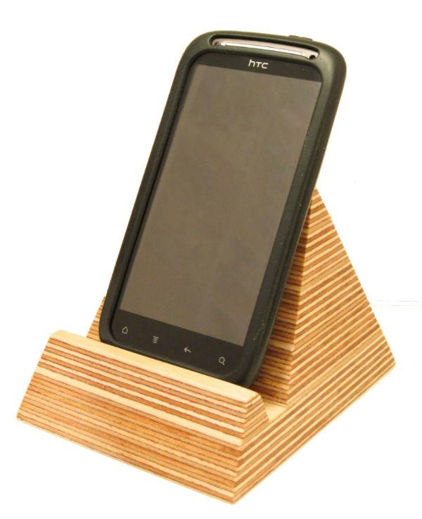 Pyramid Phone Holder from Mocha