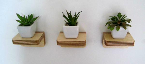 Piccolo Shelf from Mochacasa