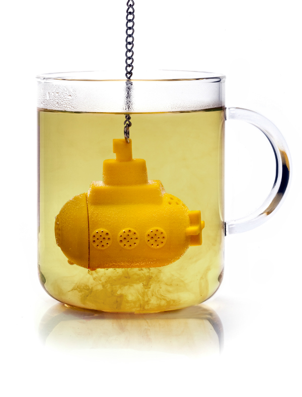Tea Sub Submarine Tea Infuser
