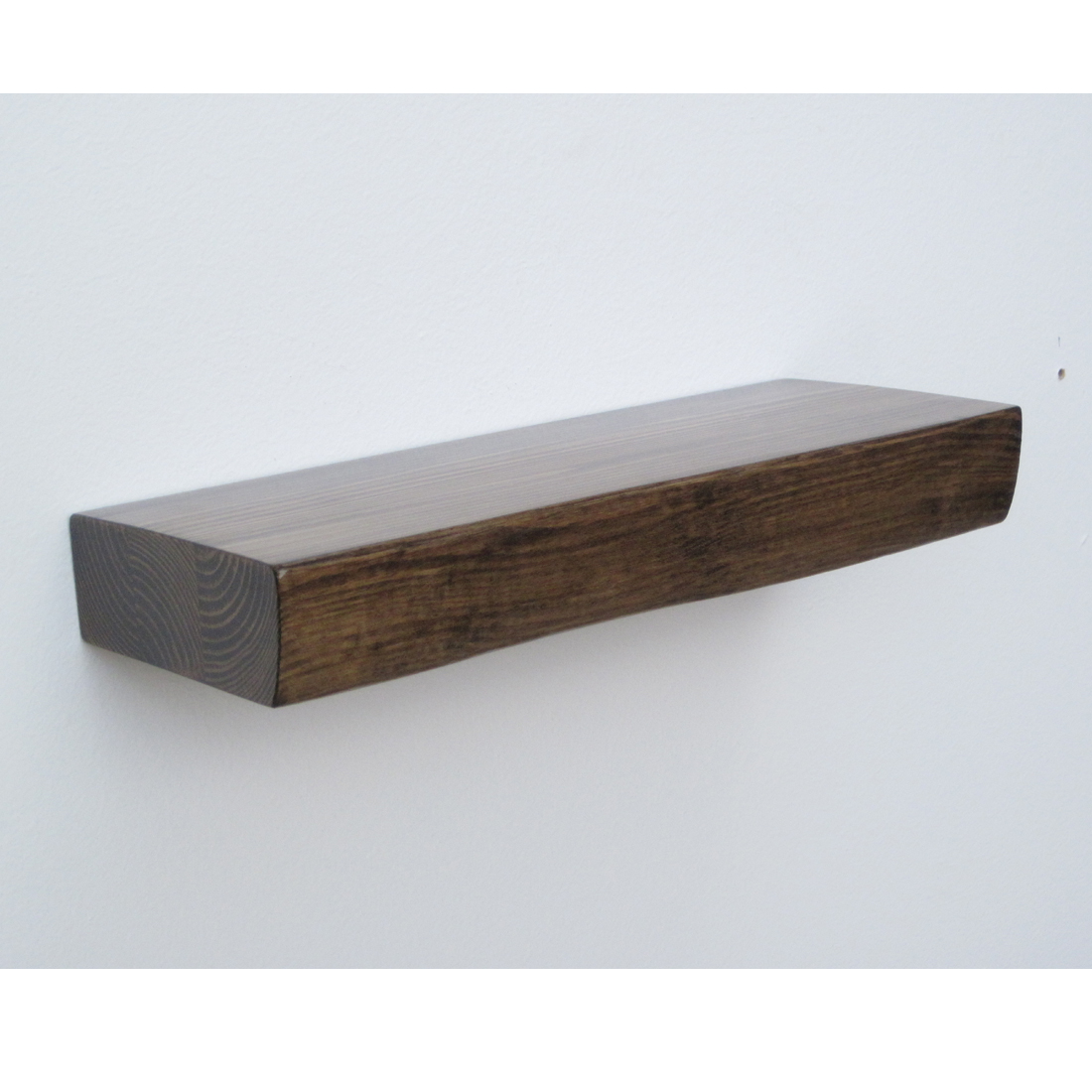 Bark Floating Shelf Homeware Furniture And Gifts Mocha