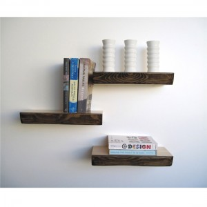 Bark Floating Shelves from Mocha Casa