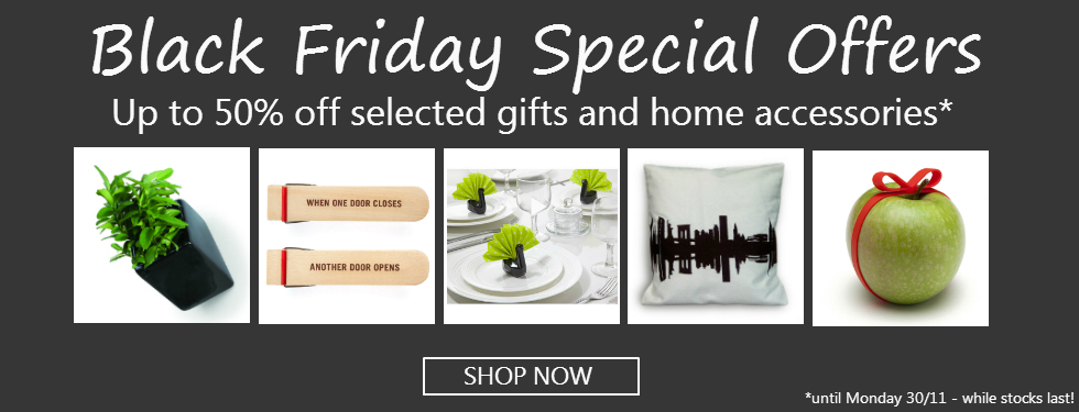 Black Friday Special Offers from Mocha Casa
