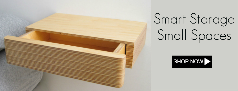 Mochacasa Smart Storage for Small Spaces
