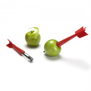 Apple Shot Corer Peeler from Mocha