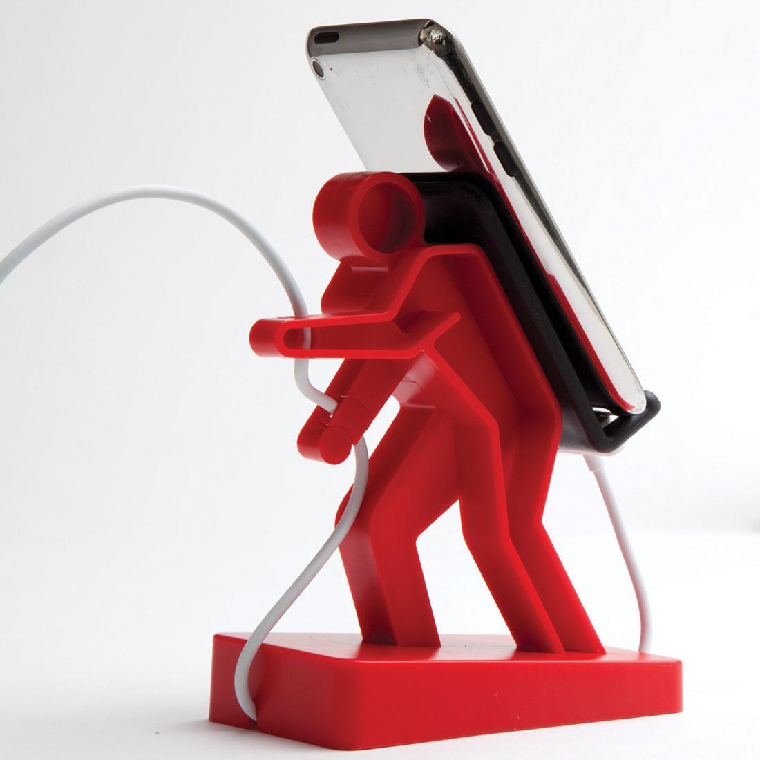 Boris Phone Holder Homeware Furniture And Gifts Mocha