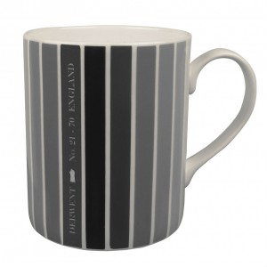Derwent Life Mug in grey from Mocha