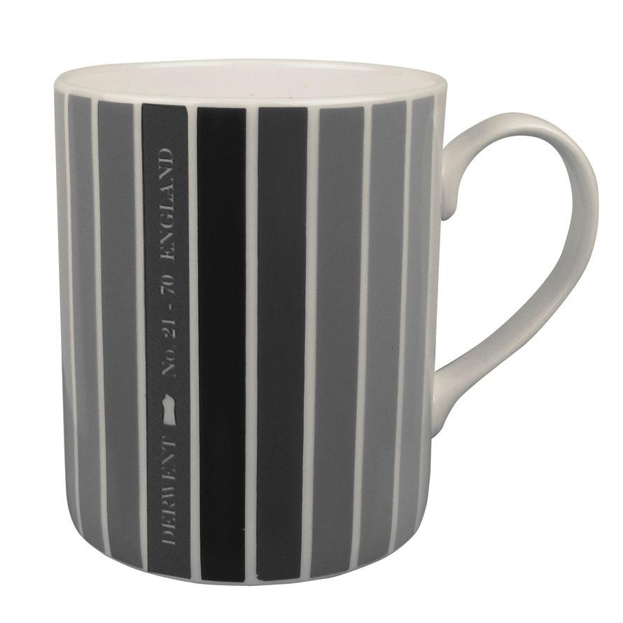 Derwent Life Mug in grey from Mocha