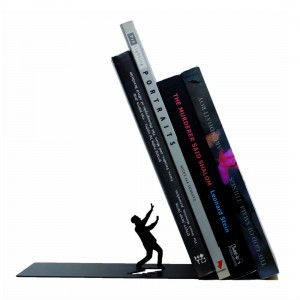Falling Bookend from Mocha Casa