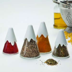 Himalaya Spice Jars from Mocha