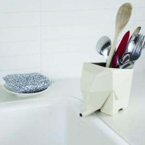 Jumbo Cutlery Drainer white from Mocha Casa