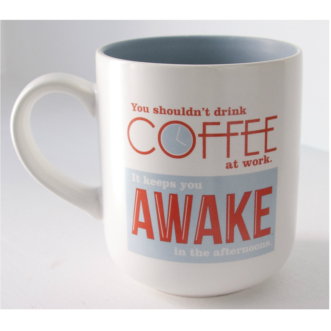 Coffee At Work ~ Mug coffee at work homeware furniture and gifts mocha