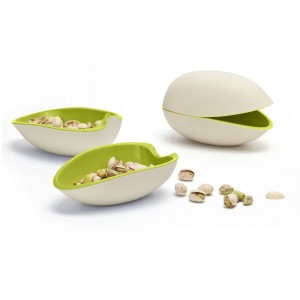 Pistachio Serving Bowls from Mocha