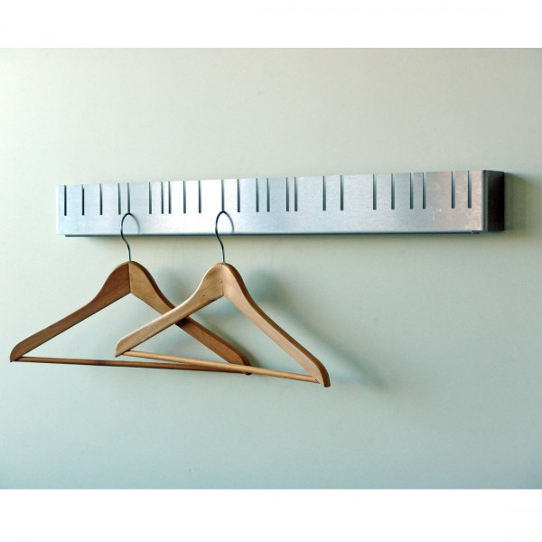 Kleiderleiste slimline coat rack from Mocha Casa