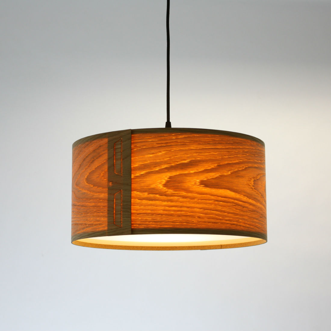 Tab Light Shade Oak Homeware Furniture And Gifts Mocha