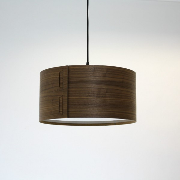 Tab Light Shade Walnut Homeware Furniture And Gifts
