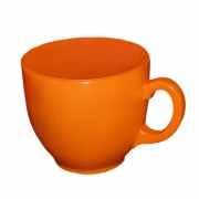 tea-cup-stool-orange