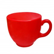 tea-cup-stool-red