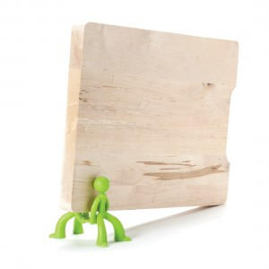 Chopping Board Brothers green from Mocha