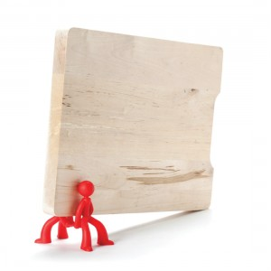 Board Brothers Chopping Board Holder in red from Mocha