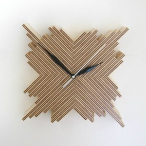 Cristallo Clock from Mocha Casa designed by Samuel Ansbacher