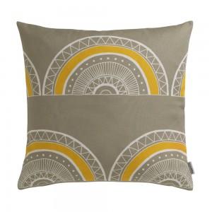 Horseshoe Arch Cushion from Mocha designed by Sian Elin