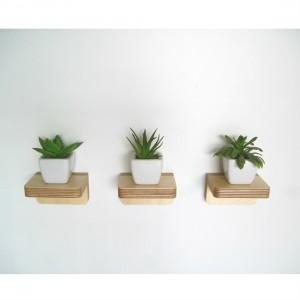 Piccolo Shelves designed by Samuel Ansbacher for Mocha Casa