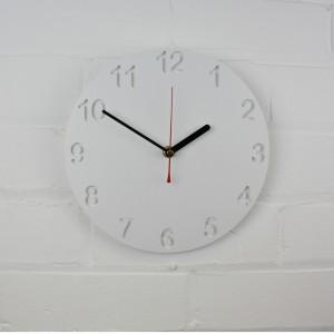 Minimalist Standard O Clock by JollySmith from mochacasa