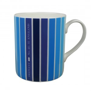 Ombre Mug Blue from mochacasa.com