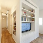 Broken-plan design transforms this apartment from small to spacious