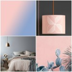 How to decorate your home for spring with Pantone's rose quartz on Mocha Casa Blog