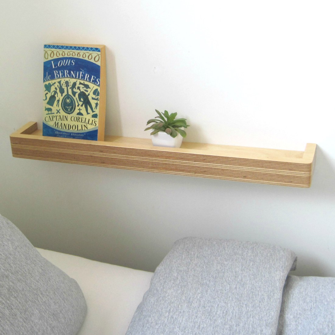 Slimline Floating Shelf – Homeware, Furniture And Gifts ...